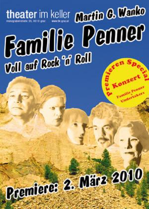 Familie Penner - Voll auf Rock 'n' Roll